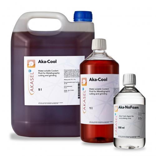 Eutktoid - Akasel - Akasel - Corte - Aditivos y Suspensiones
